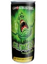 Ghostbusters Slimed Energy Drink