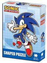 Sonic Die Cut Shaped Puzzle
