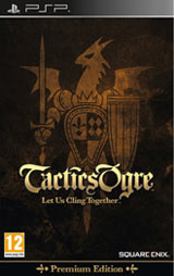 Tactics Ogre: Let Us Cling Together Premium Edition