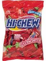 Hi-Chew Strawberry Bag