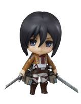 Attack on Titan: Mikasa Ackerman Nendoroid