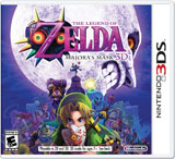 Legend of Zelda: Majora's Mask 3D