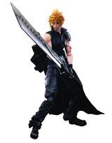Final Fantasy Advent Children Play Arts Kai Cloud Strife Action Figure