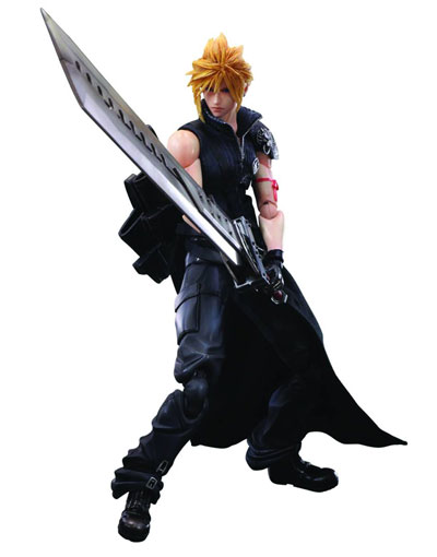 Cloud Strife Front