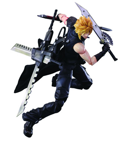 Cloud Strife  Side