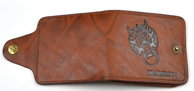 Final Fantasy Wallet with Button