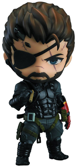 Metal Gear Solid V: Phantom Pain Venom Snake Sneaking Suit Nendoroid