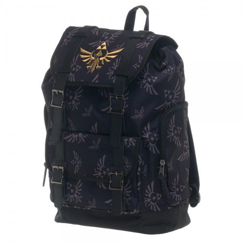 Zelda All Over Print Rucksack