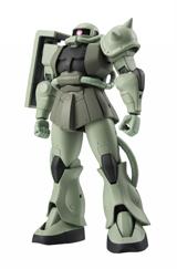 Gundam Robot Spirits MS-06 Zaku II Figure