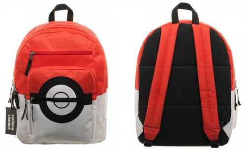 Pokemon Eevee 3D Molded Backpack