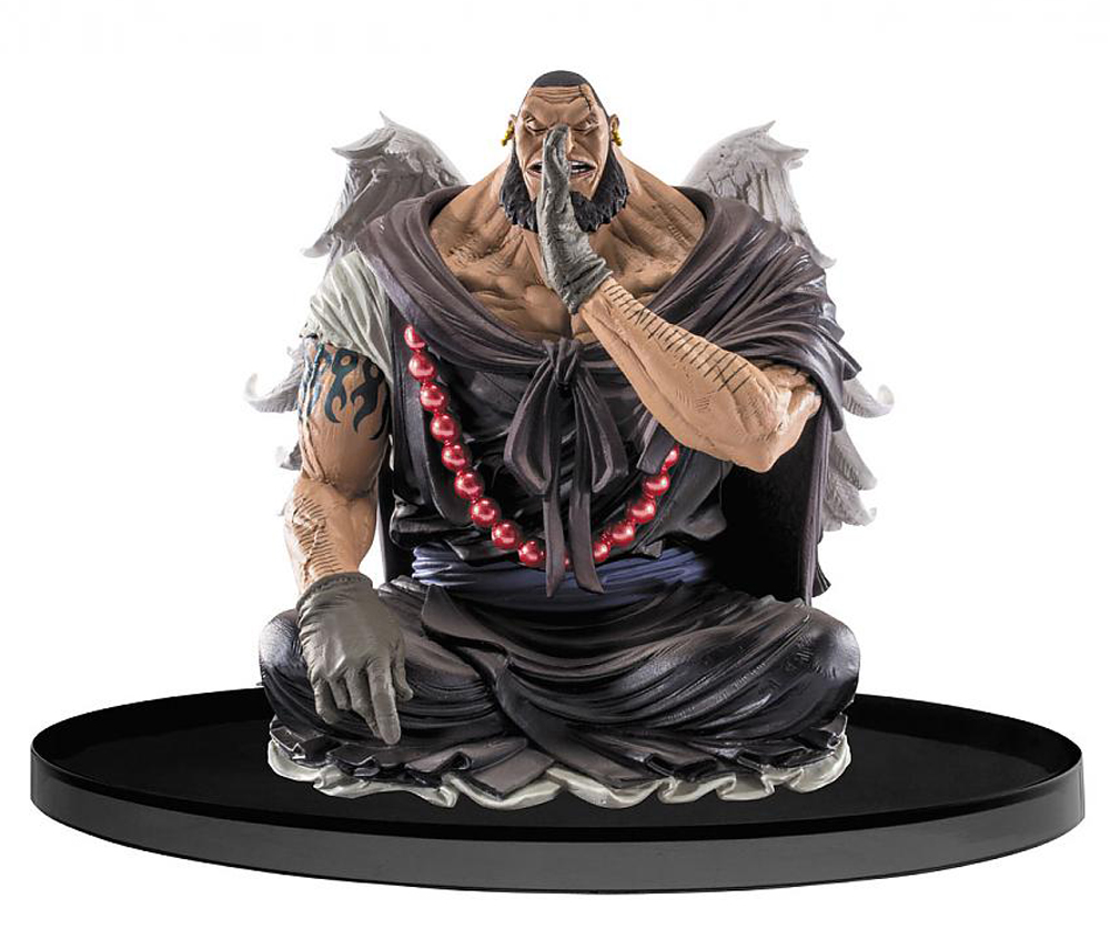 One Piece Sculture Big Zokeio5 V2 Urouge Figure