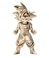 Dragon Ball Super Absolute Chogokin Goku Mini Figure