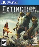 PS4 Extinction Boxart