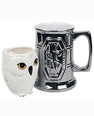 Harry Potter / Fantastic Beasts 2 Piece Mug Set
