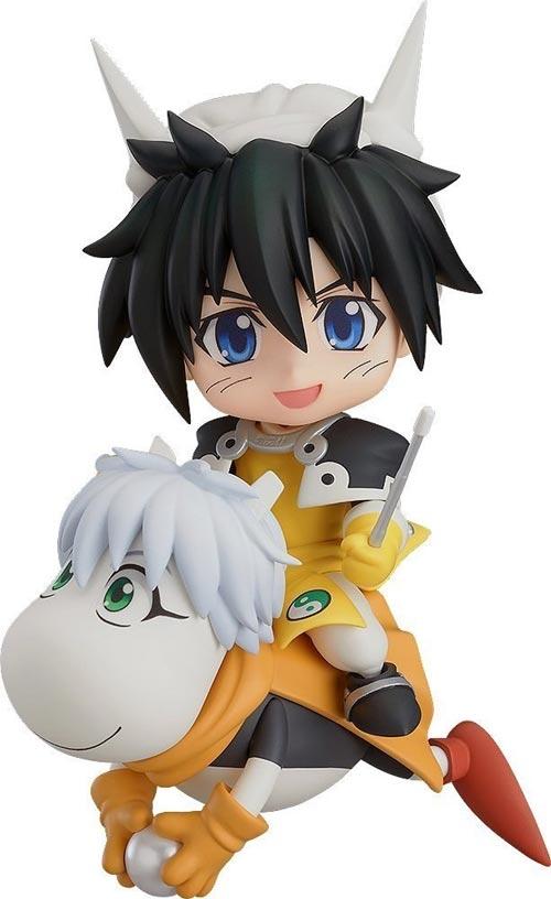 Hakyu Hoshin Engi Taikobo & Supushan Nendoroid