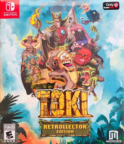 Toki: Retrollector Edition