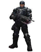 Gears of War: Marcus Fenix Storm Collectibles Action Figure