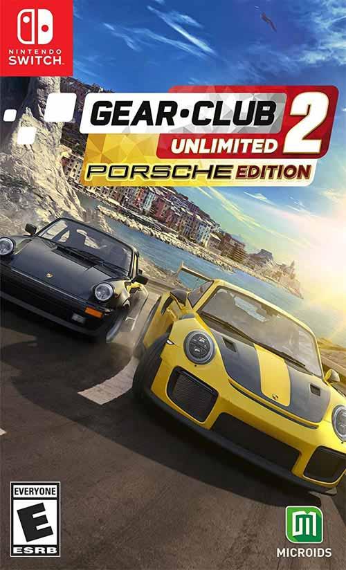 Gear Club Unlimited 2: Porche Edition