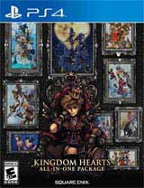 Kingdom Hearts: All-in-One Package