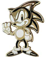 Sonic The Hedgehog 30th Anniversary Series 3 Limited Edition Pin