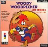 Woody Woodpecker & Friends Volume 1