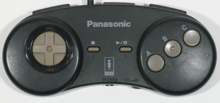 3DO Controller by Panasonic
