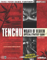 Tenchu: Wrath of Heaven Official Strategy Guide