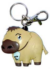 .Hack: Grunty Die Cut Keychain