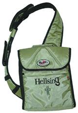 Sling Bag Hellsing Silver