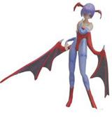 Vampire Savior Series 2 Lilith Mini-Figure