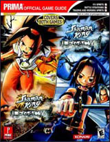 Shaman King Legacy of Spirits Soaring Hawk & Sprinting Wolf Guide