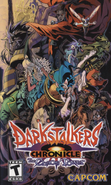 Darkstalkers: Chronicle of the Chaos Tower