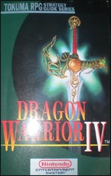 Dragon Warrior IV Tokuma Strategy Guide