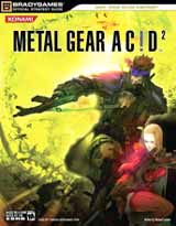 Metal Gear Acid 2 Strategy Guide