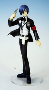 Persona 3 Hero PVC Statue & CD Set