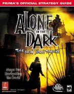 Alone in the Dark: New Nightmare Official Strategy Guide