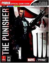 Punisher Official Strategy Guide Book