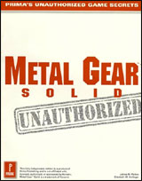 Metal Gear Solid Unauthorized Strategy Guide