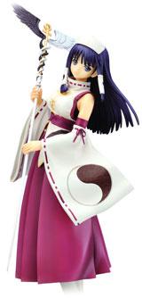 Shining Wind: Ryuna 1/8 Scale Ani-Statue