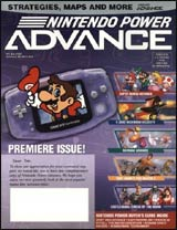 Nintendo Power Advance Vol 1 Guide