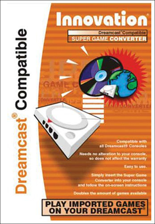 Dreamcast Super Game Converter