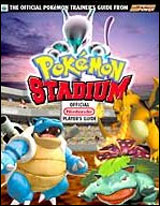 Pokemon Stadium Nintendo Power Players Guide
