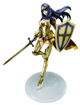 Queen's Blade EX Model: Mad Knight Annelotte Limited PVC Figure
