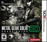 Metal Gear Solid 3D: Snake Eater