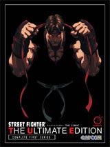 Street Fighter: The Comic - Ultimate Edition