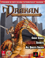 Drakan The Ancients' Gates Official Strategy Guide