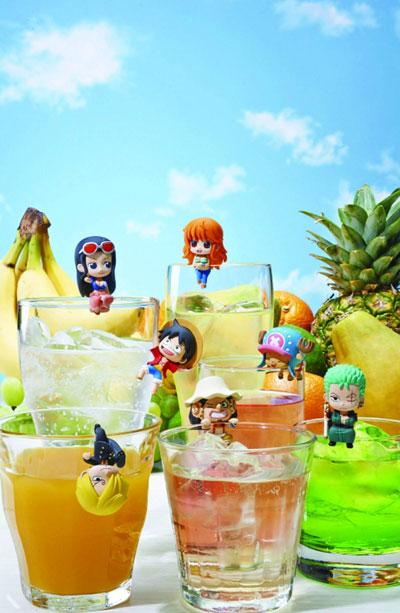 One Piece Ochatomo Mini Figures BMB