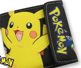 Pokemon: Pikachu Black Wallet