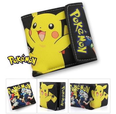 Pokemon: Pikachu Black Wallet