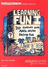 Learning Fun I